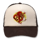 Make Trucker Hat with your own logo or graphic design.