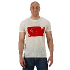 Make Shirt with your own logo or graphic design.