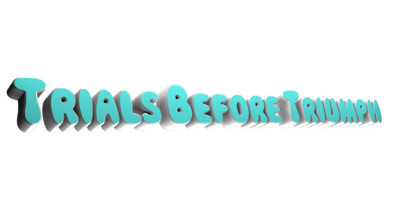 Make 3D Text Logo - Free Image Editor Online - Trials Before Triumph
