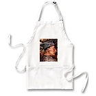 Make Apron with your own logo or graphic design.