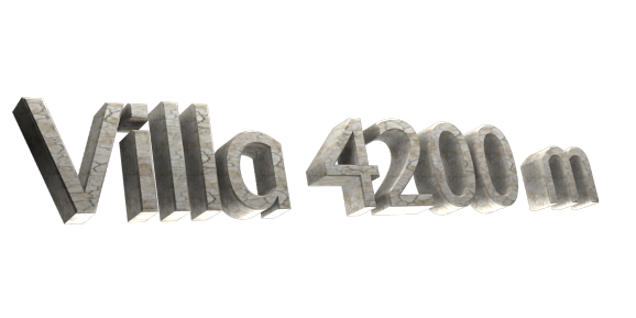 3D Logo Maker - Free Image Editor - Villa 4200 m