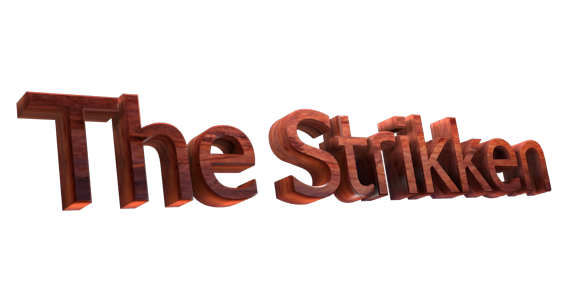 3D Text Maker - Free Online Graphic Design - The Strikken