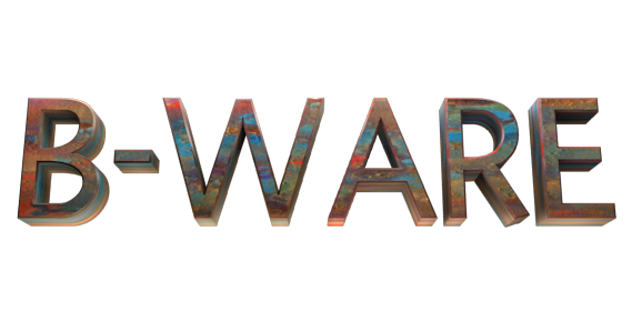 Create 3D Text - Free Image Editor Online - B-WARE