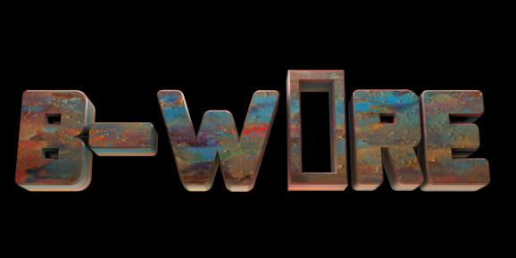 Make 3D Text Logo - Free Image Editor Online - B-WΔRE