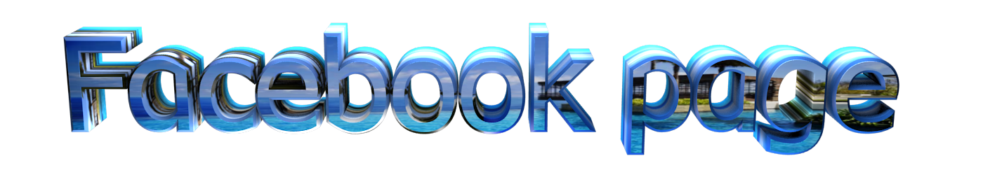 Make 3D Text Logo - Free Image Editor Online - Facebook page
