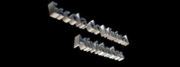 Create 3D Text - Free Image Editor Online - Escola do MinicalAtividades