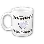 Создать Mug со своим логотипом или графическим дизайном.