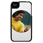 Make iPhone 4 Case with your own logo or graphic design.