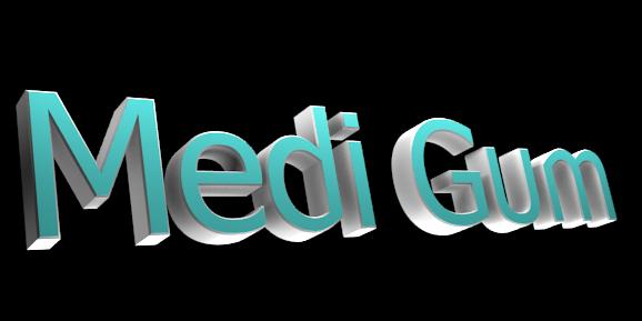 3D Text Maker - Free Online Graphic Design - Medi Gum