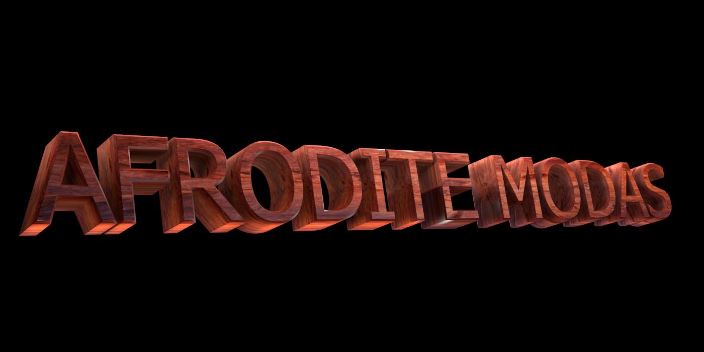 Create 3D Text - Free Image Editor Online - AFRODITE MODAS