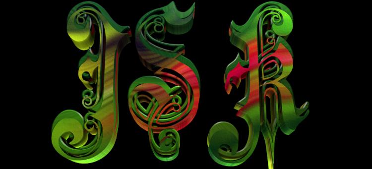 Make 3D Text Logo - Free Image Editor Online - ISK